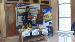 Kader Muda NasDem Buka Pasar Murah Paket Ramadhan di Pamekasan