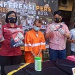 Pengamen di Malang Bobol Dua Alfamart, Uang Hasil Curian Dipakai Pesta Dengan PSK di Tretes