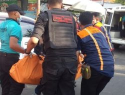 Setelah Jalan-jalan dan Belanja di Pasar Atom Surabaya, Seorang Pria Mengeluh Sesak Nafas Kemudian Meninggal Dalam Perjalanan